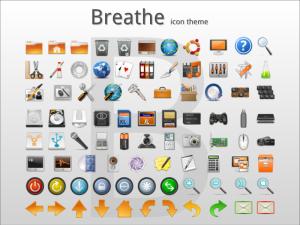 Breathe Icon Theme