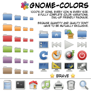 GNOME-Colors