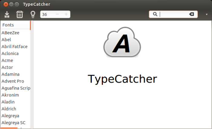Introducing TypeCatcher...