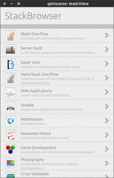StackBrowser